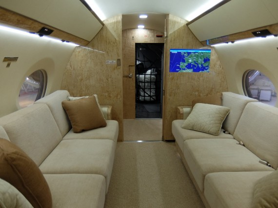 Gulfstream 650 10