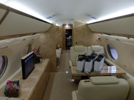 Gulfstream 650 13