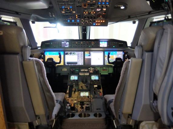 Gulfstream 650 18