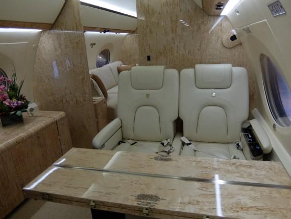 Gulfstream 650 20