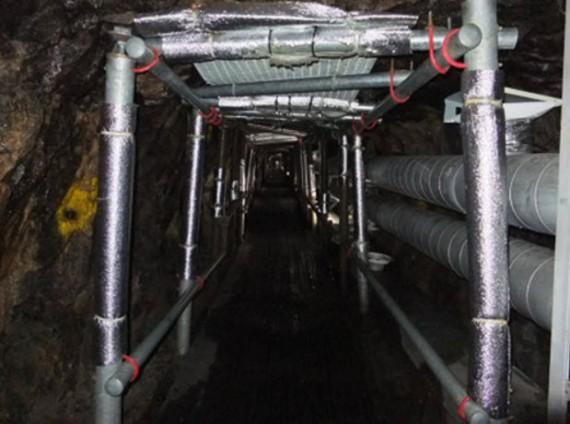 3ème tunnel Corée