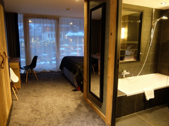 Chambre M Megève (1)