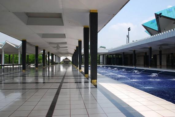Masjid Negara National Mosque Kuala Lumpur (11)