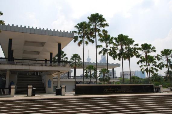 Masjid Negara National Mosque Kuala Lumpur (12)