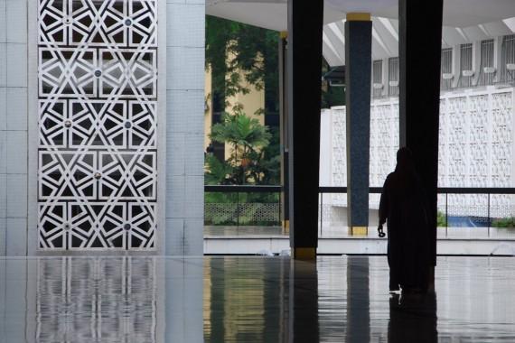 Masjid Negara National Mosque Kuala Lumpur (5)