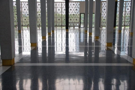 Masjid Negara National Mosque Kuala Lumpur (6)