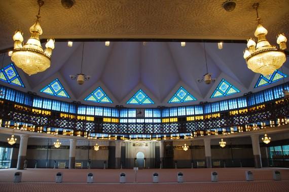 Masjid Negara National Mosque Kuala Lumpur (7)