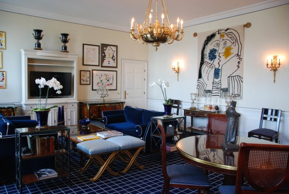 Presidential Suite Hotel d'Angleterre (7)