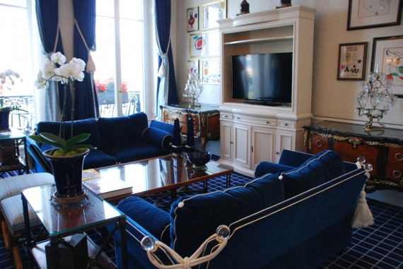 Presidential Suite Hotel d'Angleterre (9)