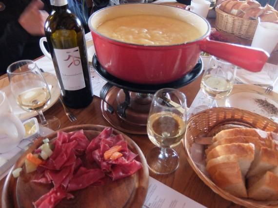 Raquettes et fondue Ovronnaz (11)