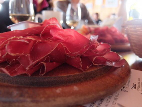 Raquettes et fondue Ovronnaz (12)