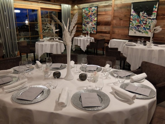 Diner étoilé Hostellerie Pas de l'Ours (23)
