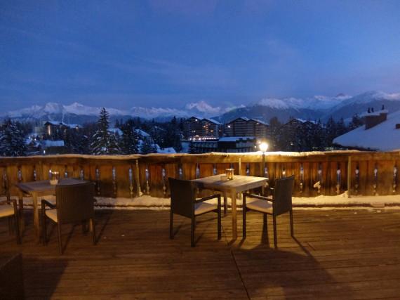 Diner étoilé Hostellerie Pas de l'Ours (24)