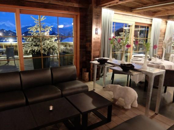 Diner étoilé Hostellerie Pas de l'Ours (25)