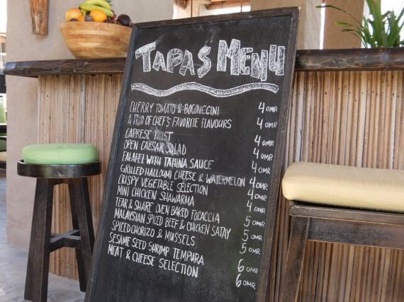 Expériences culinaires Six Senses Zighy Bay(25)