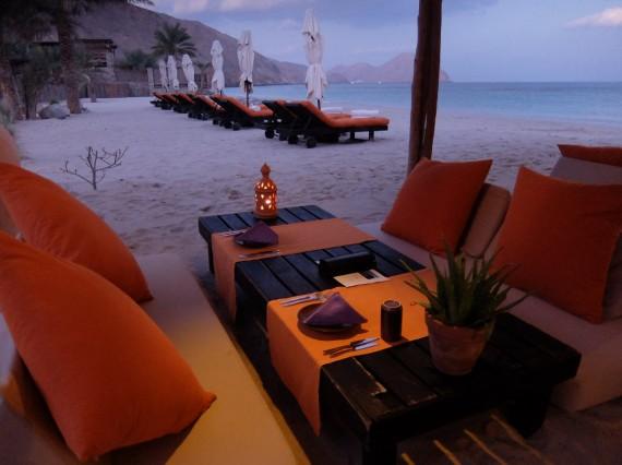 Expériences culinaires Six Senses Zighy Bay(36)