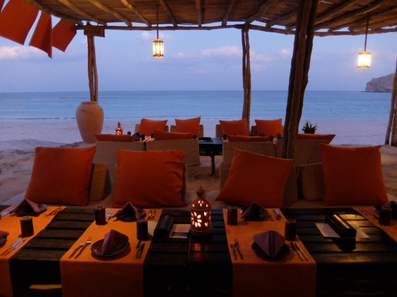 Expériences culinaires Six Senses Zighy Bay(37)