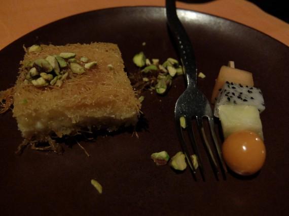 Expériences culinaires Six Senses Zighy Bay(48)