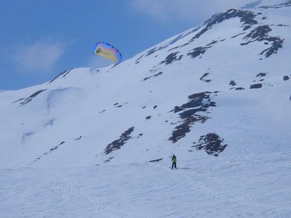 Snow Kite Italie (2)