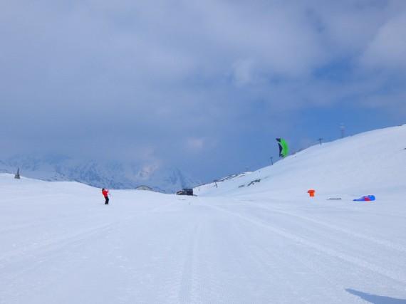 Snow Kite Italie (5)