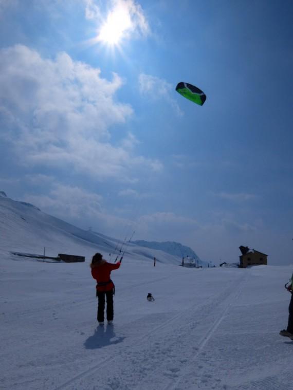 Snow Kite Italie (7)