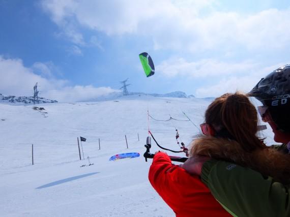 Snow Kite Italie (8)