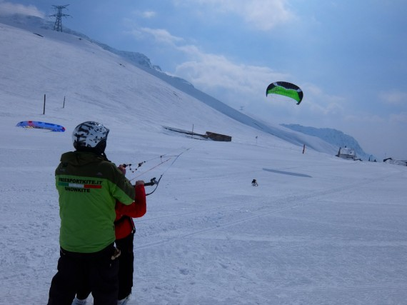 Snow Kite Italie (9)