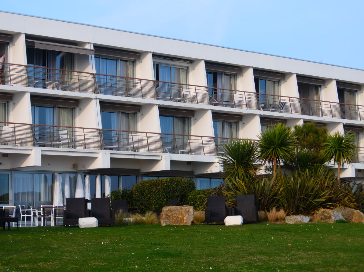 Hotel Restaurant Quiberon