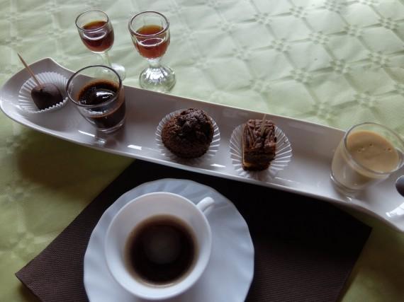 Laurina et plantation café (2)