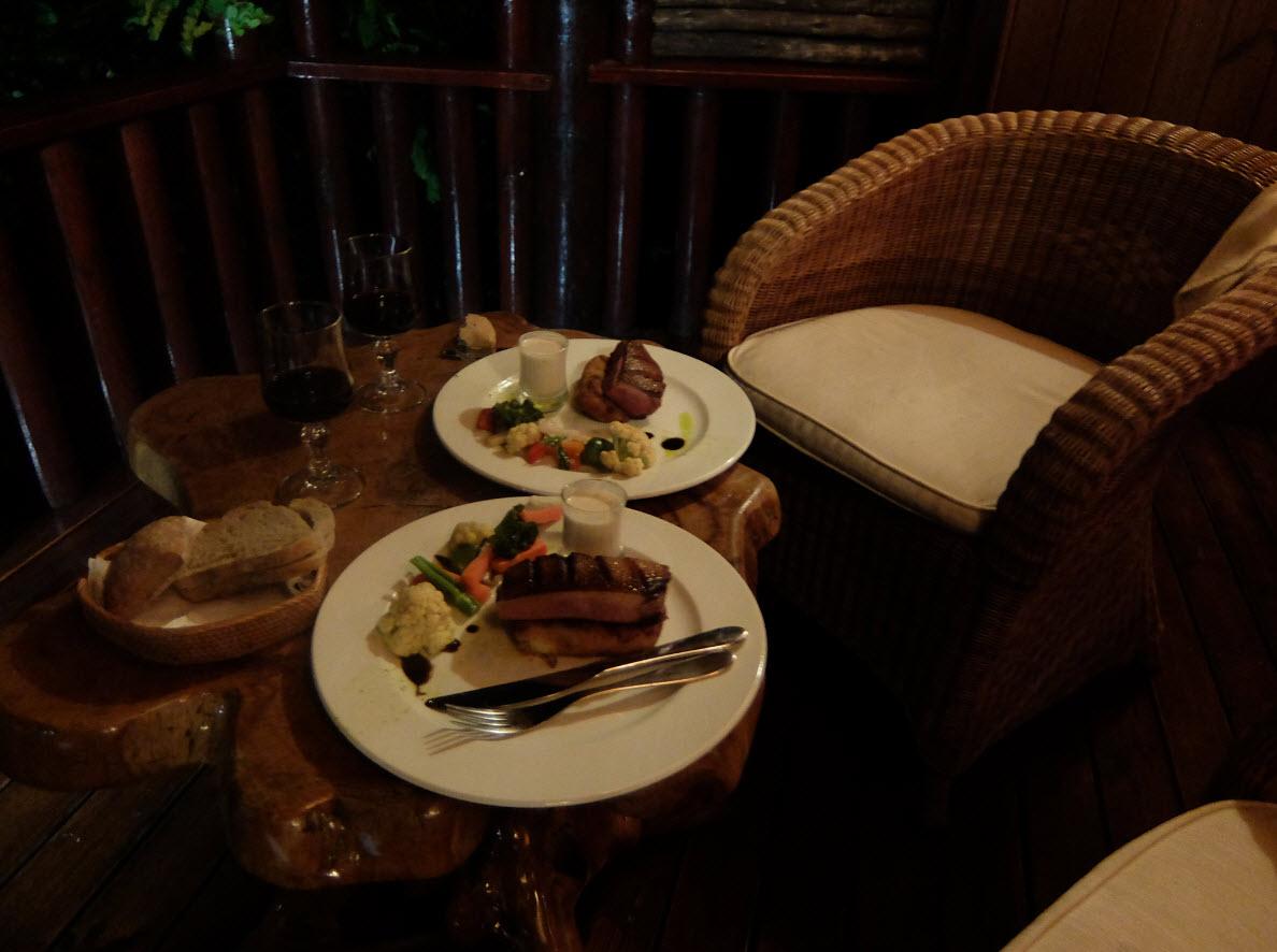 déjeuners table passion