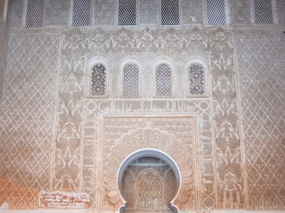 Médersa Ben-Youssef (1)