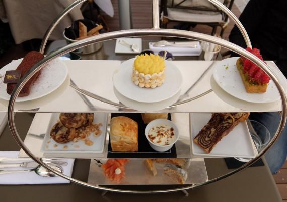 La Réserve Paris afternoon tea (5)