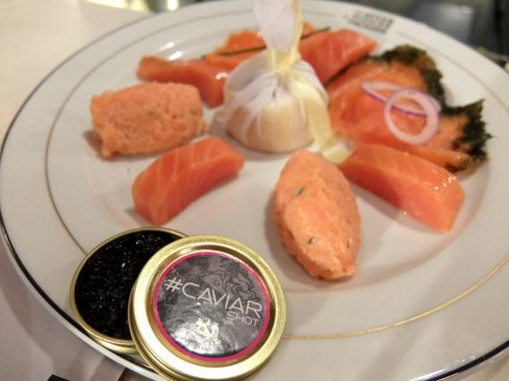 Caviar House et Prunier (7)