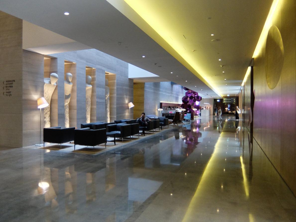 Hall hotel moderne et design