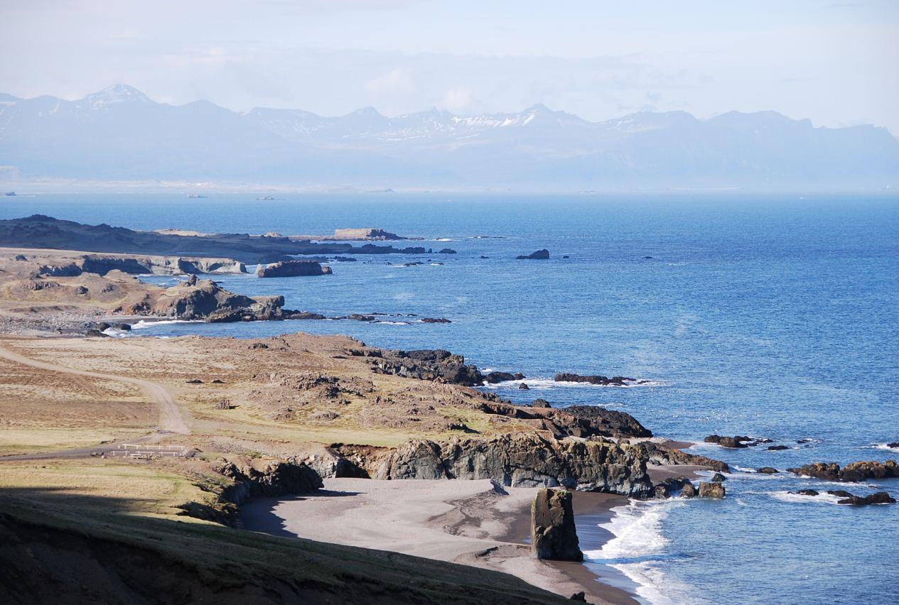 Islande - Bord de mer 01