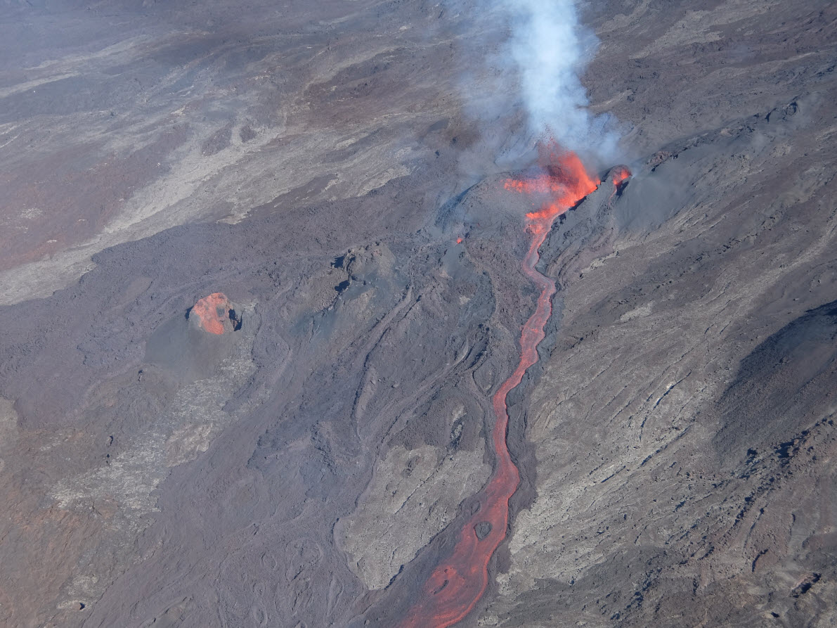 Piton Fournaise éruption (4)