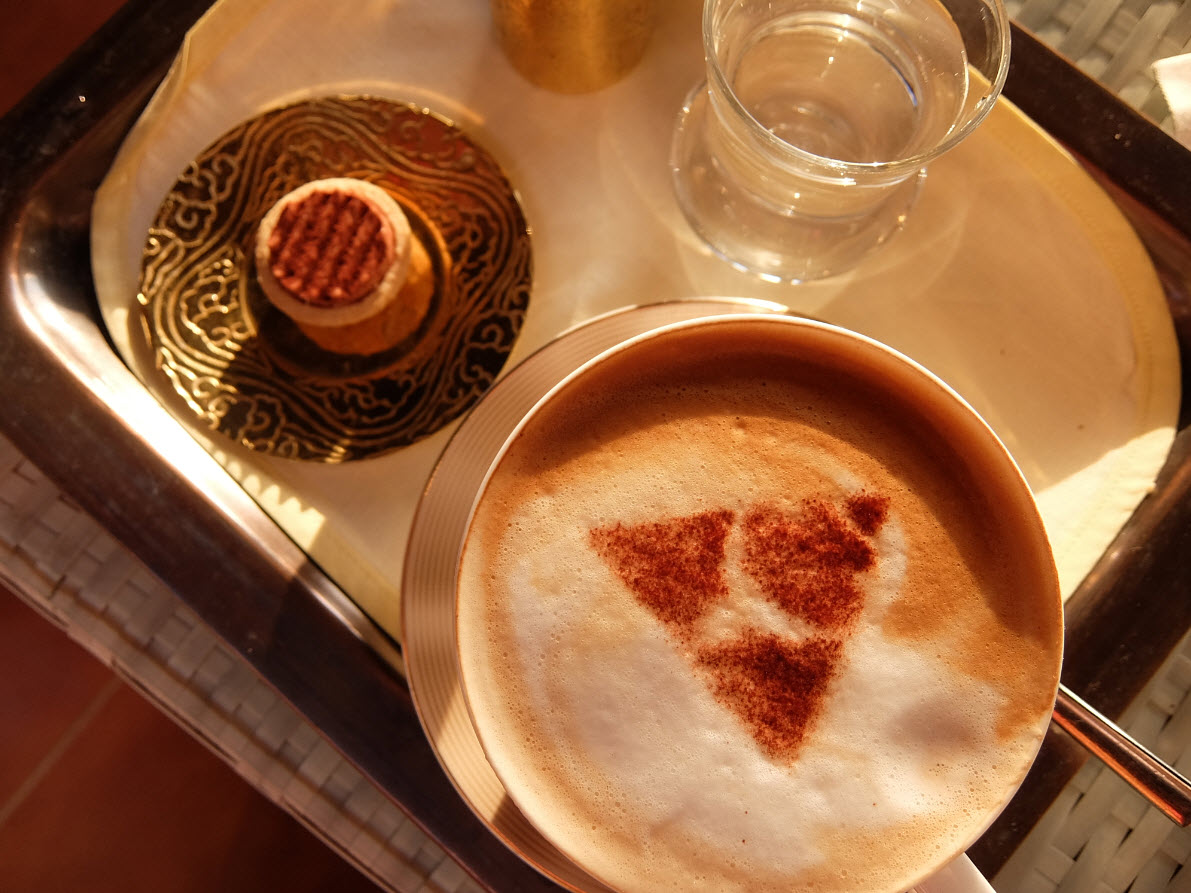 Anantara Dubai afternoon tea