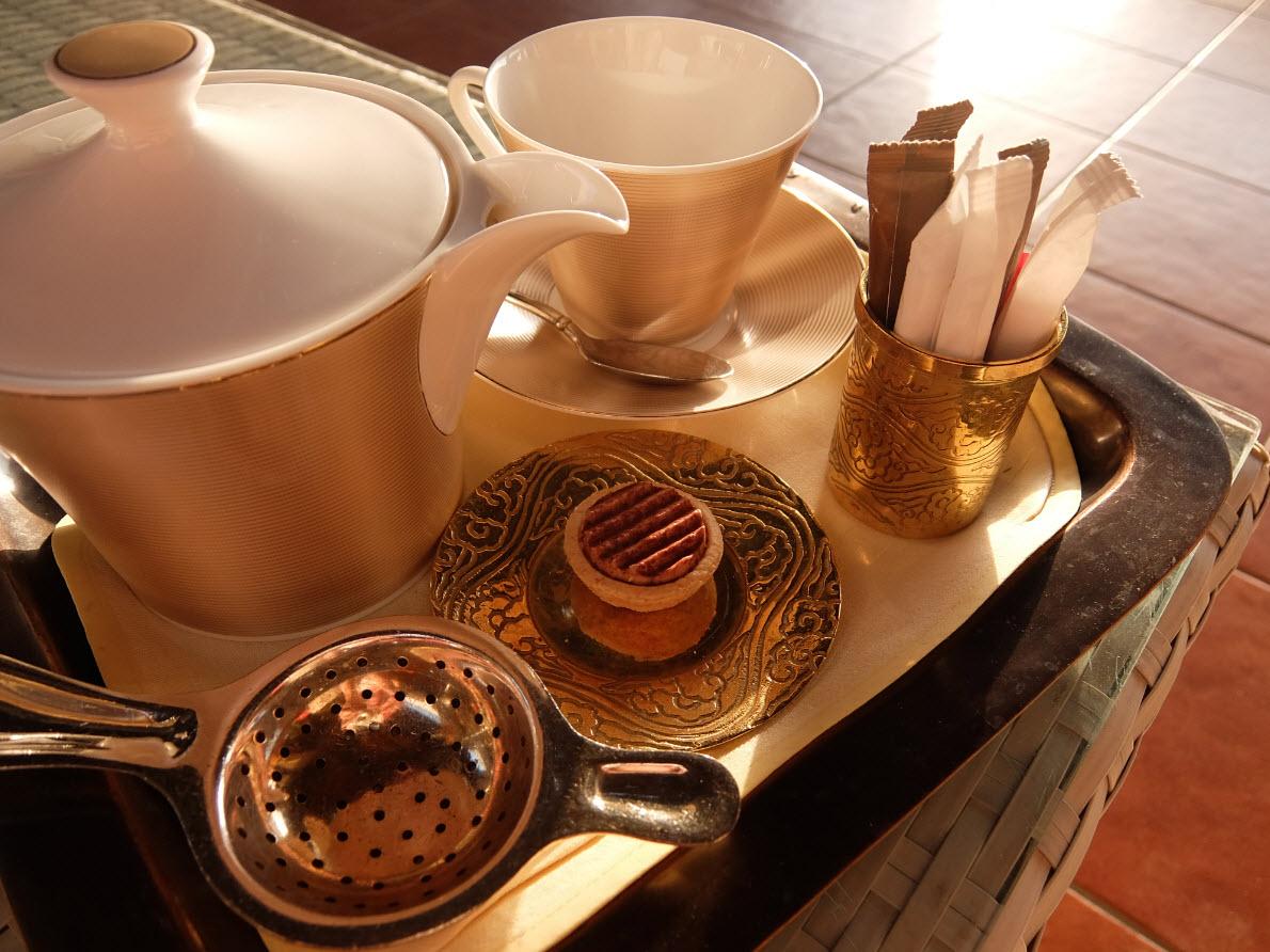 Le the de l'afternoon tea