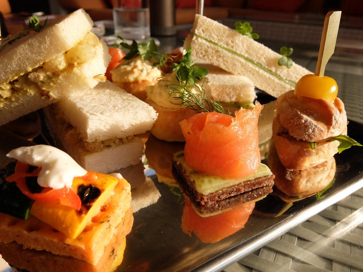 Sandwichs en version mini