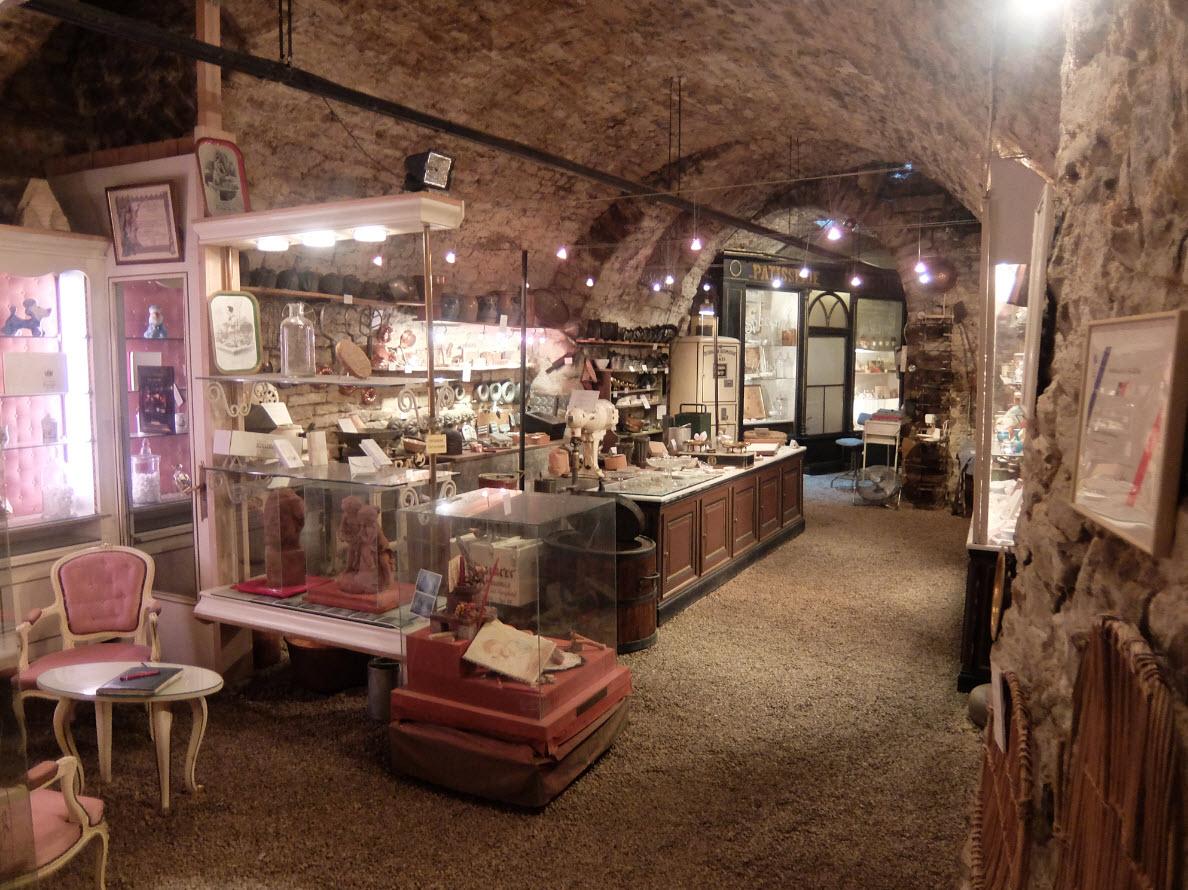 Le musee du chocolatier