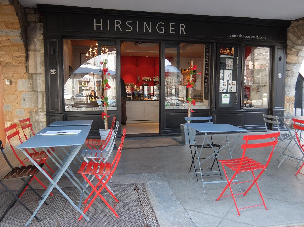 Chocolaterie Hirsinger