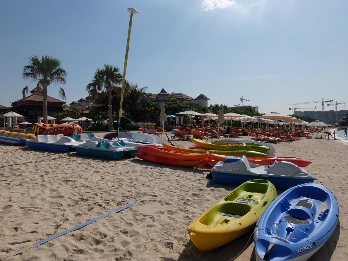 Kayaks et paddle