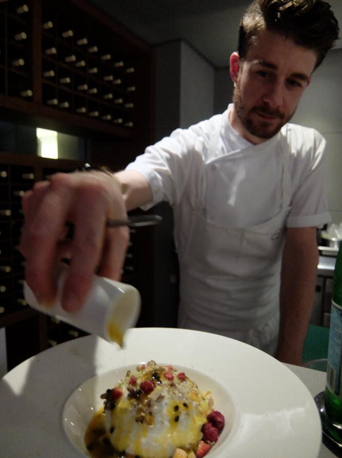 Chef Marina Social Dubai