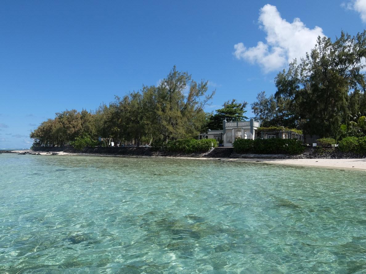 Maison a louer au bord de l'eau Maurice