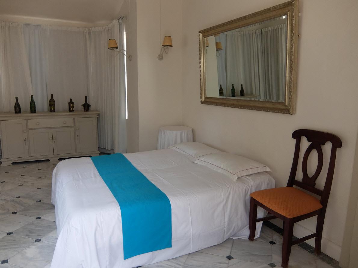 Deuxieme chambre villa Ile des Deux Cocos