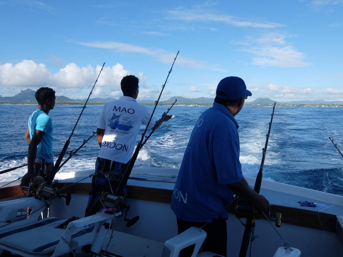 Equipe Mao fishing