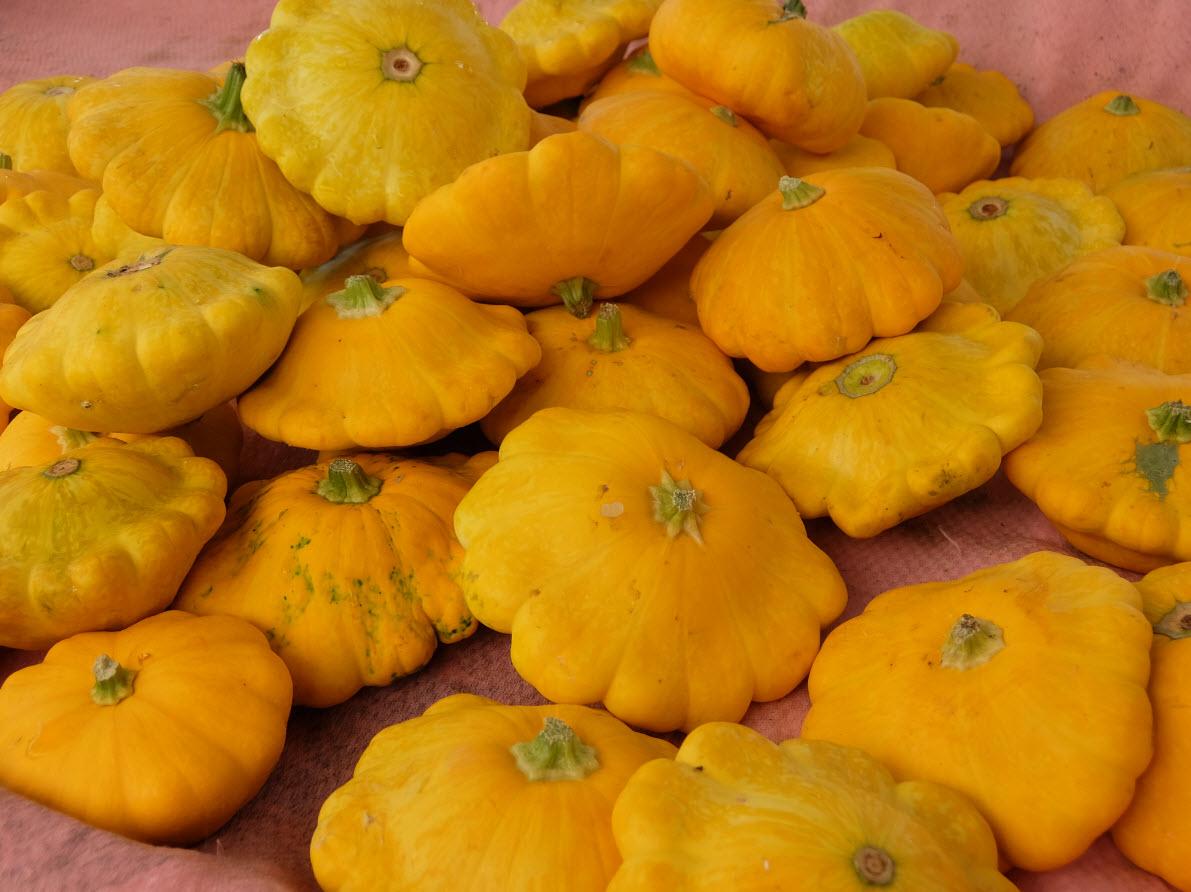 Fruits et legumes originaux