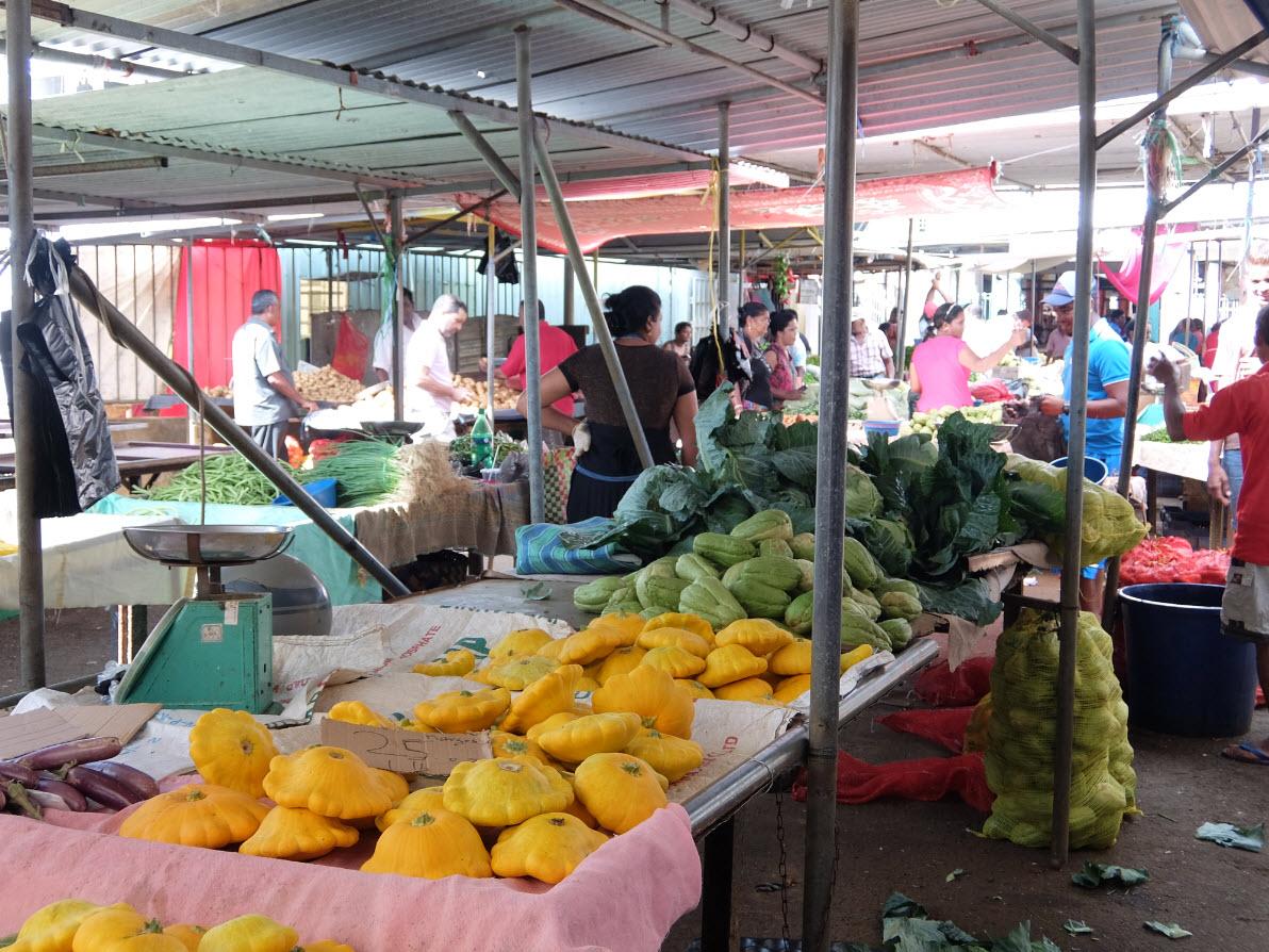 Mahebourg fruits et legumes