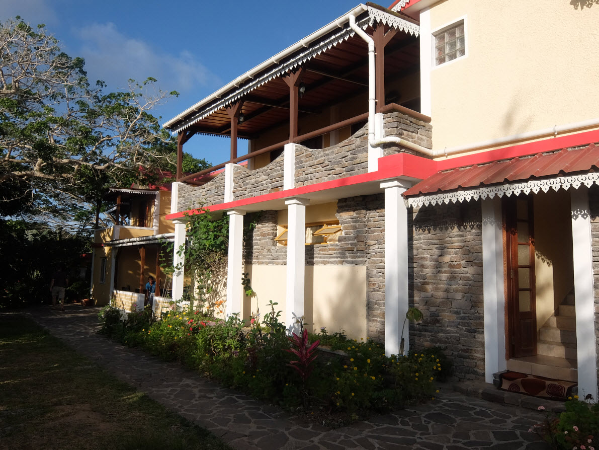 Chambre hotes Rodrigues