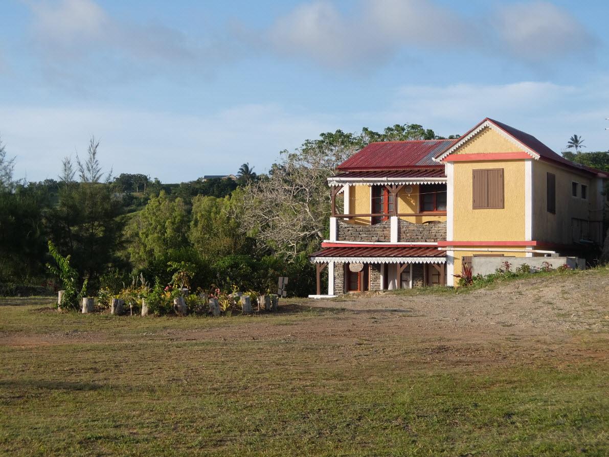 Tropical Chez Jeannette